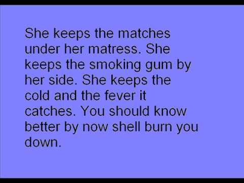 Hotspur -You Should Know Better By Now with lyrics!