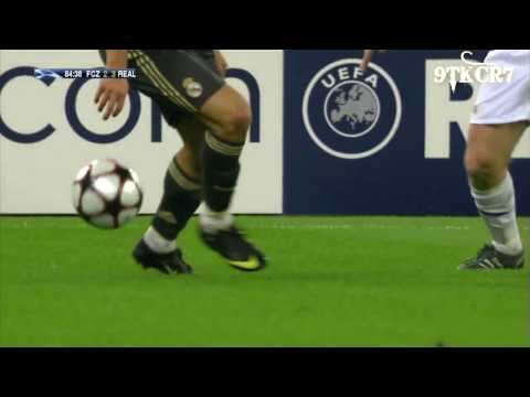 Cristiano Ronaldo vs Fc Zurich HD [Away] By 9TKCR7