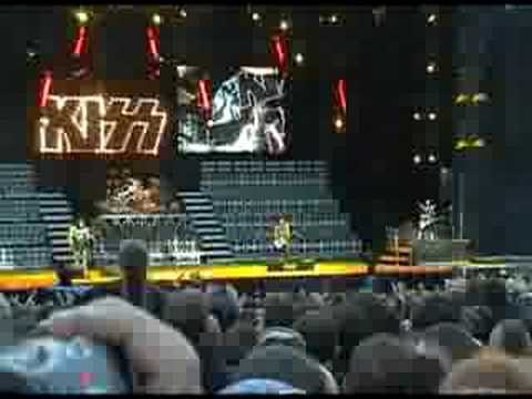 Kiss - Hotter Than Hell (Download 2008) MULTICAM