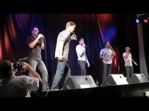 The House Jacks 2009 A Cappella