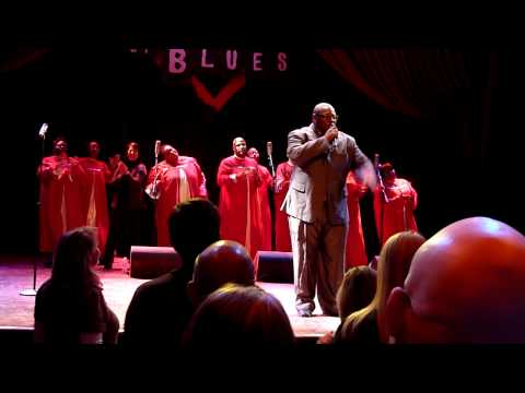 """Gospel Brunch"" at House Of Blues Chicago 2/13/2011"