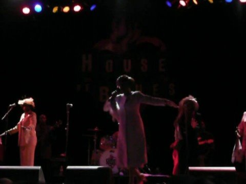 Gospel Brunch at House of Blues, Los Angeles