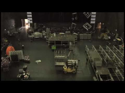 Houseqlassics 2010 Timelapse - Q-dance backstage exclusive