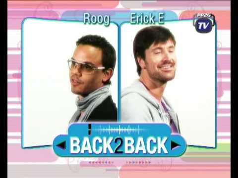 DJ Roog - DJ Erick E Back2Back by PP2G.TV