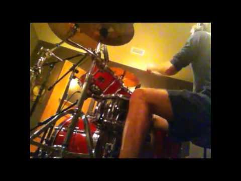 The Protomen`s Reanimator Records Drums In The Studio