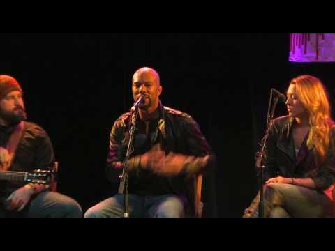 Common at 2010 BMI Songwriter`s Panel