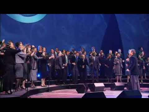 Atlanta West Pentecostal Church Choir @ 2009 How Sweet the Sound Finale
