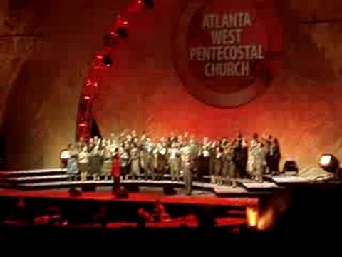 How Sweet the Sound, Atlanta West Pentecostal Church