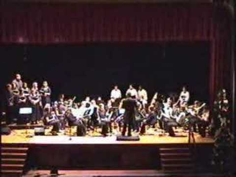 How the Grinch Stole Christmas- ODU Concert Band