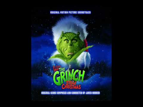 03 Stealing Christmas - James Horner - How the Grinch Stole Christmas