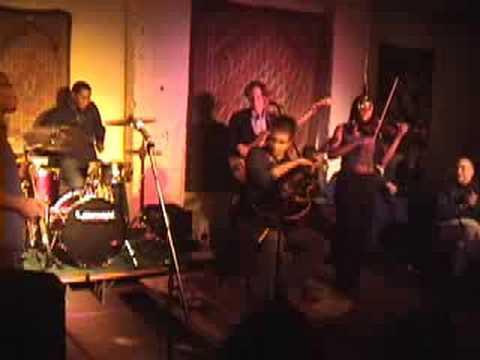 """HOWARD FISHMAN """"Katie La La"""" (live) N.Bennington, VT"""