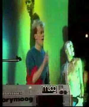 Howard Jones - New Song (Original `83 Recording)