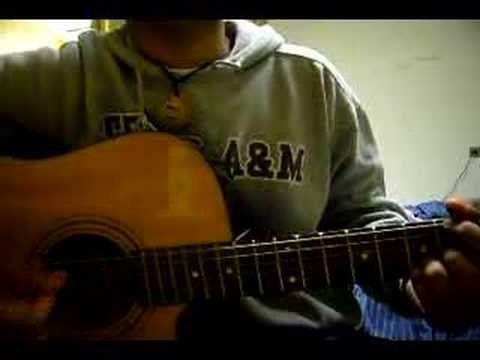 howie day-collide guitar cover