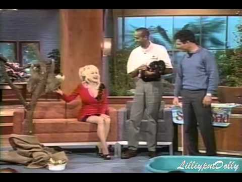 Dolly Parton on Howie Mandel with Sea World Pets