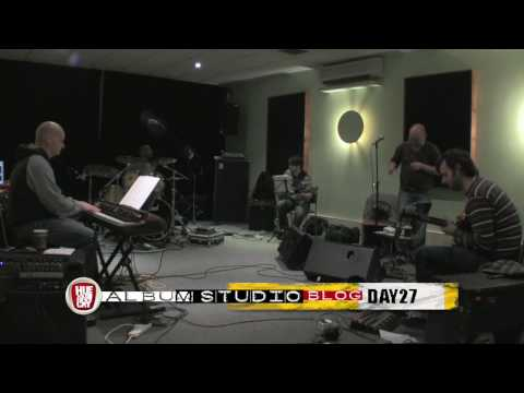 "Hue And Cry - ""Fail You Better"". Album Studio Blog 2010 rehearsals video 06/04/10"