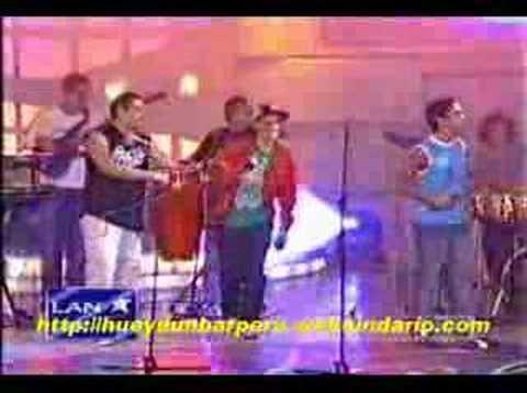 Huey Dunbar en Peru 2006 Muevete con Fans