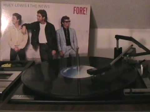 Huey Lewis and the News: Hip To Be Square Vinyl