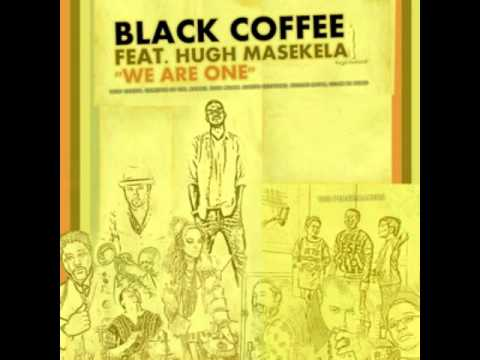 Black Coffee feat. Hugh Masekela - We Are One (Louie Vega Roots Mix)