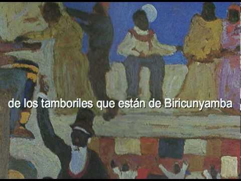 "HUGO FATTORUSO GRUPO DEL CUAREIM CANDOMBE ""BIRICUNYAMBA"""