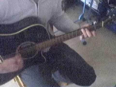Apprendre santiano a la guitare de Hugues Aufray