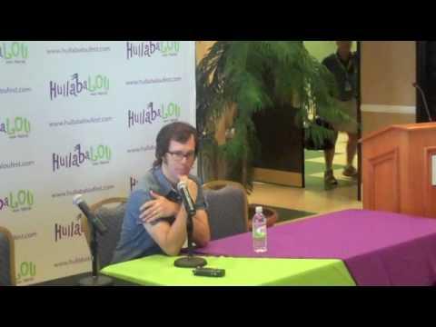 HullabaLOU - Ben Folds Press Conference