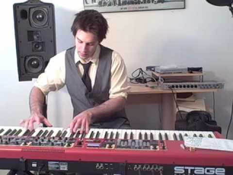 Classic 80`s Hits... Interpreted for Ragtime Piano - By Scott Bradlee