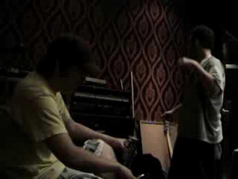 Hurly Burly - In the Studio Pt. 1