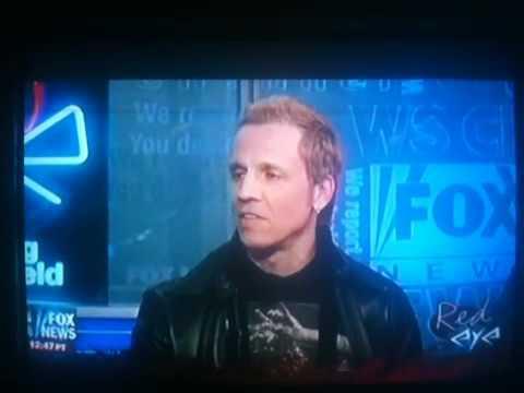 Gary Cherone on Fox News 4/23/11