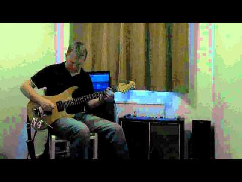 Randall NBKing112 & Washburn N4 demo