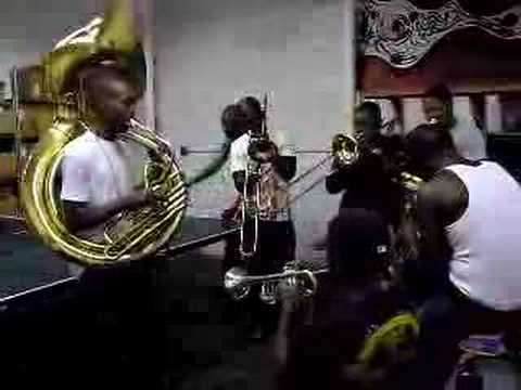 new tune from HYPNOTIC BRASS ENSEMBLE