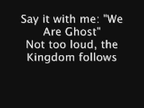 I Am Ghost - Killer Likes Candy (Lyrics)