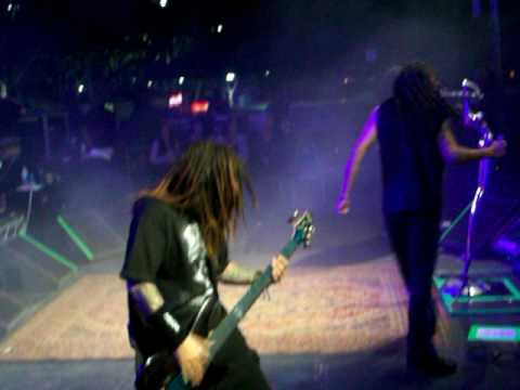 "KORN ""ONE"" Live at The Halo and Horns festival Costa Mesa CA"