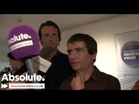 I am Kloot interview at the Mercury Prize nominations 2010