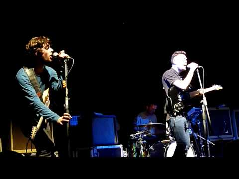 The Maccabees - Because (I Am Kloot`s cover) - Krakow - 25.11.2009 - Klub Studio - LIVE