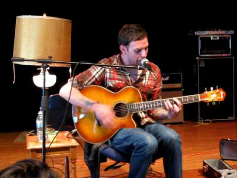 Vinnie Caruana - Hand Grenade (Live Acoustic @ WNYO Mayday Concert 5/3/2009)