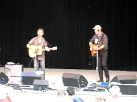 "Iain Matthews ""Woodstock"" w Richard Thompson"