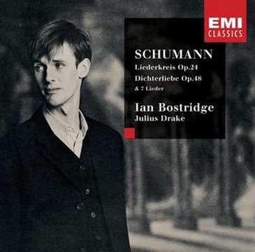 Ian Bostridge - Schumann: Liederkreis, Dichterliebe, etc.