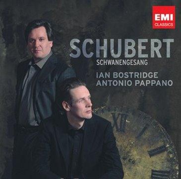 """Ian Bostridge, Antonio Pappano - Schubert """"Schwanengesang"""""""