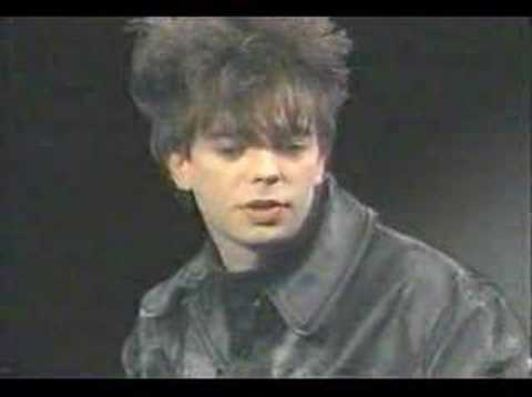 Ian McCulloch Interview ca. 1990