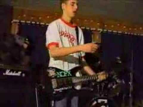 "Early ""Ice Nine Kills"" live performance, from high school!"
