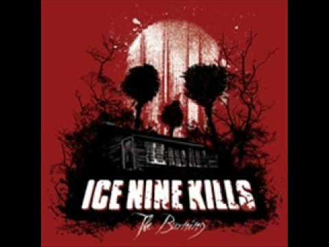 Ice Nine Kills- Dead is the New Black