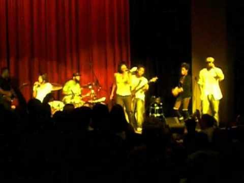 Talib Kweli feat. Idle Warship - Back Again Live w. Band + Solo`s @ Yoshi`s 2nd Show 9.19.09