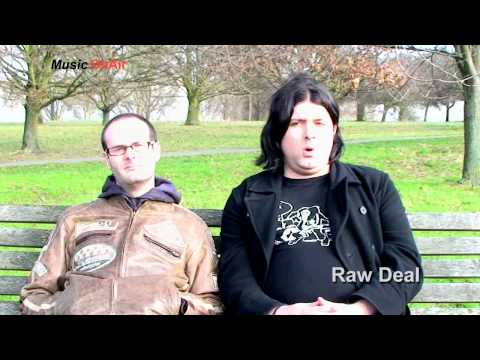 BAND INTERVIEW/DOCUMENTARY Of RAW DEAL(short Film)