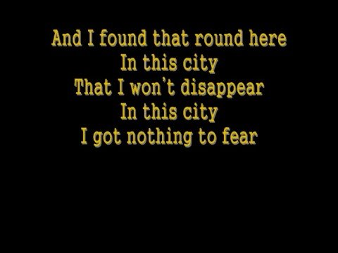 Iglu and Hartley-In this city lyrics