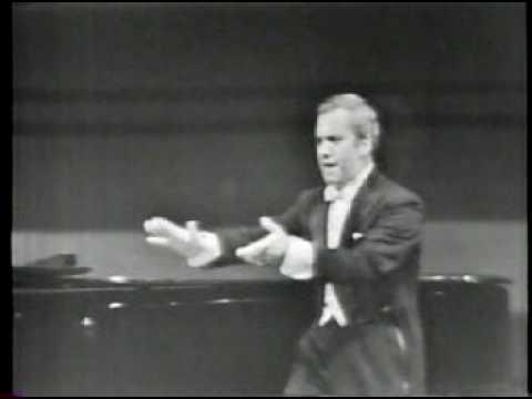 Ettore Bastianini sings Il Barbiere di Siviglia
