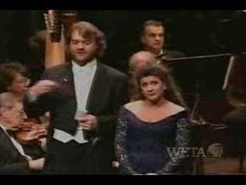 C.Bartoli & B. Terfel -Duet Il Barbiere- Gala Tucker 98