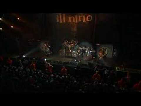Ill Nino (Live) - Cleansing