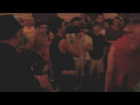 What Cheer? Brigade - Disco Bhangra - Logan Square Auditorium - Chicago, IL, 8/9/09