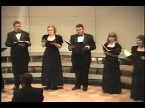 ISU Madrigal Singers - Beati Quorum Via