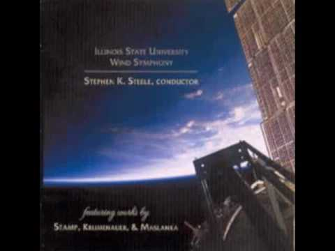 "JACK STAMP: Symphony No. 1 for Band: Movement I, ""Elegy"""